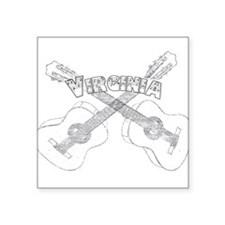 Virginia Guitars Sticker