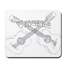 Virginia Guitars Mousepad