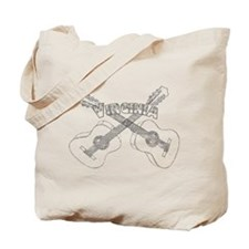 Virginia Guitars Tote Bag