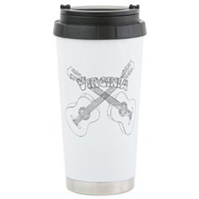 Virginia Guitars Travel Mug