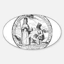 Virginia Seal Decal