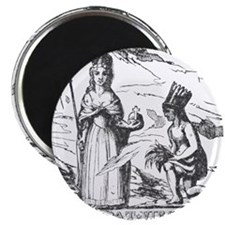 Virginia Seal Magnet