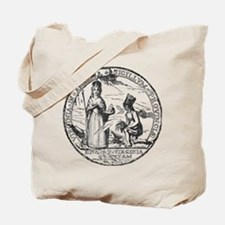 Virginia Seal Tote Bag