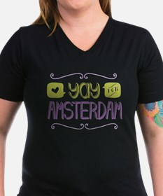 Yay For Amsterdam T-Shirt