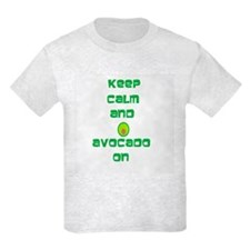 Keep Calm and Avocado on T-Shirt