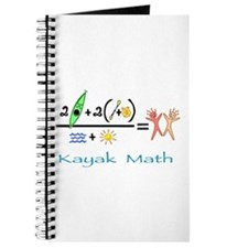 Kayak Math Journal