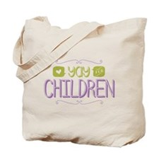 Yay for Children Tote Bag