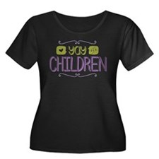 Yay for Children Plus Size T-Shirt
