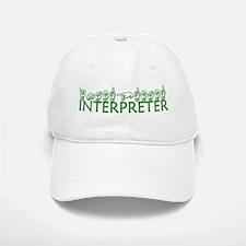INTERPRETER Baseball Baseball Cap