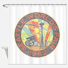 Seattle Worlds Fair Shower Curtain