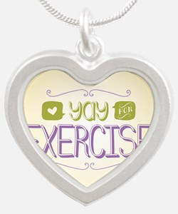 Yay for Exercise Necklaces