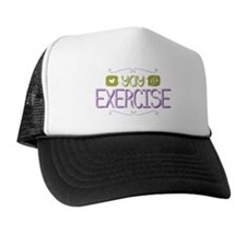 Yay for Exercise Trucker Hat