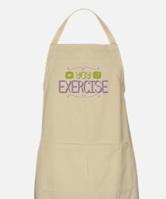 Yay for Exercise Apron