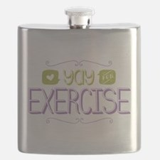 Yay for Exercise Flask
