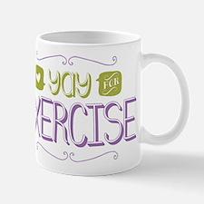 Yay for Exercise Mug