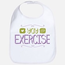 Yay for Exercise Bib