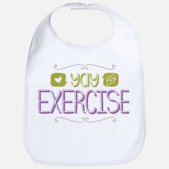 Yay for Exercise Bib