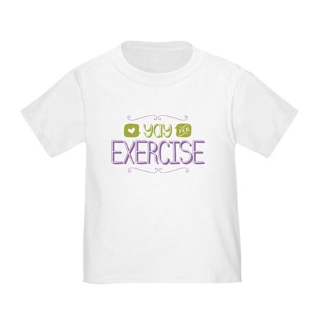 Yay for Exercise T-Shirt