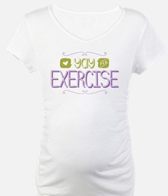 Yay for Exercise Shirt