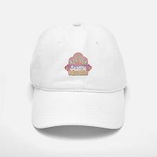 Vintage Seattle Baseball Baseball Baseball Cap