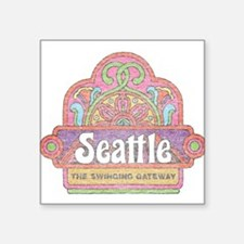 Vintage Seattle Sticker