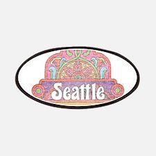 Vintage Seattle Patches