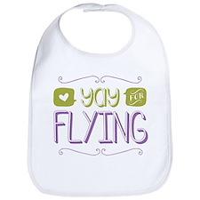 Yay for Flying Bib