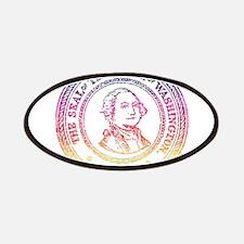 Vintage Washington Rainbow Patches