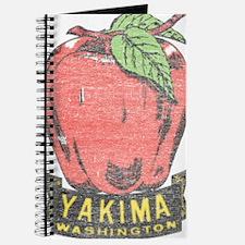 Vintage Yakima Apple Journal