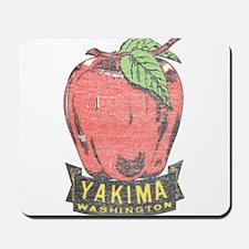 Vintage Yakima Apple Mousepad
