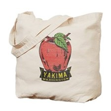Vintage Yakima Apple Tote Bag