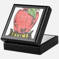 Vintage Yakima Apple Keepsake Box