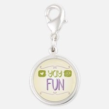 Yay for Fun Charms