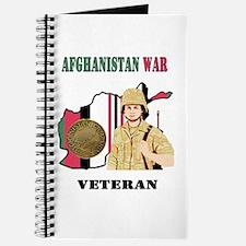 Afghanistan War Veteran Journal