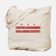 Vintage Washington DC Tote Bag