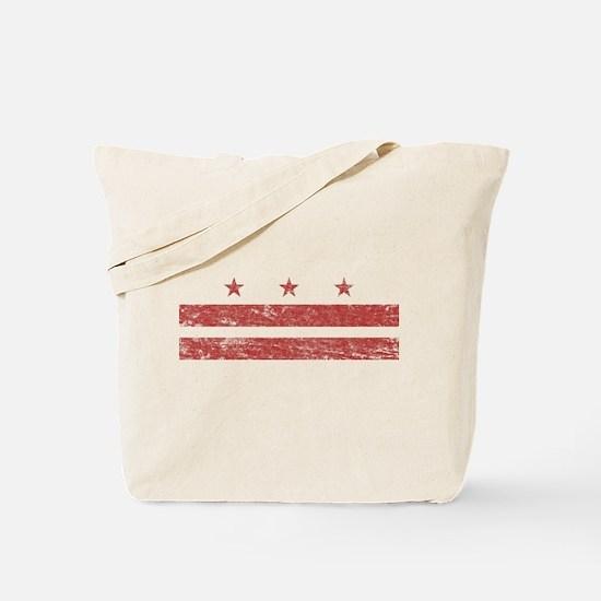Vintage Washington DC Tote Bag