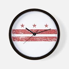 Vintage Washington DC Wall Clock