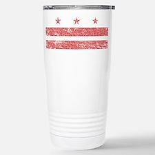 Vintage Washington DC Travel Mug