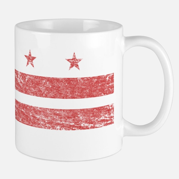 Vintage Washington DC Mug