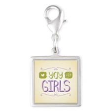 Yay for Girls Charms