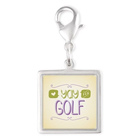 Yay for Golf Charms