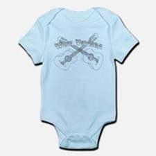 West Virginia Guitars Body Suit
