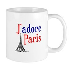 jadore paris Small Mug