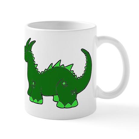 Cute Cartoon Dragon Small Mug