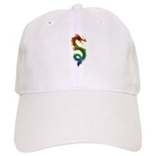Colorful Serpent Baseball Cap
