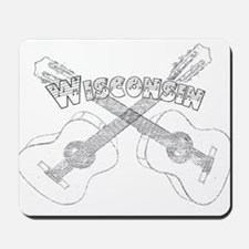 Wisconsin Guitars Mousepad