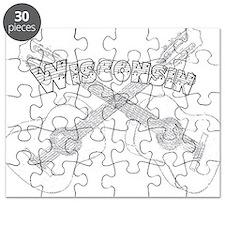 Wisconsin Guitars Puzzle