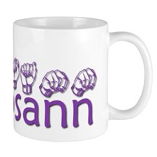 Rosann in ASL Mug