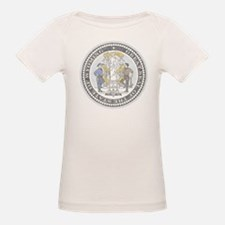 Vintage Wyoming Seal T-Shirt