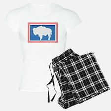 Wyoming State Flag Pajamas